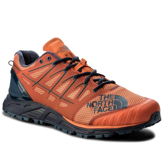 329f37142 Shoes THE NORTH FACE - Ultra Endurance II T939IE4DM Scarlet Ibis/Shady Blue