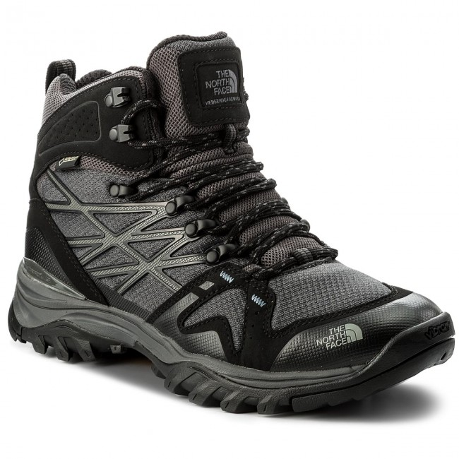 Dark Shadow Grey - Trekker boots