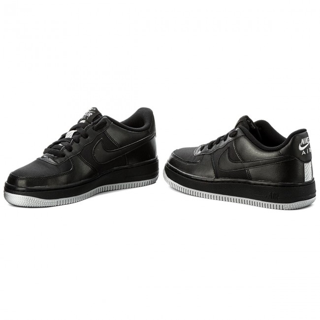 Shoes NIKE Air Force 1 LV8 (GS) 820438 016 BlackBlackWolf Grey