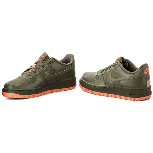 Nike Air Force 1 High LV8 GS shoes olive