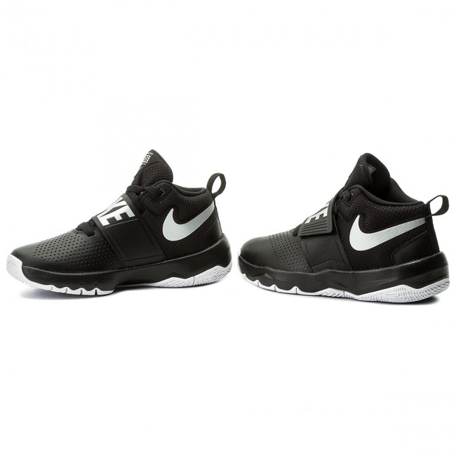 Boys' Nike Team Hustle D 8 (GS) Basketball Shoes (AVAILABLE IN STORE ONLY)