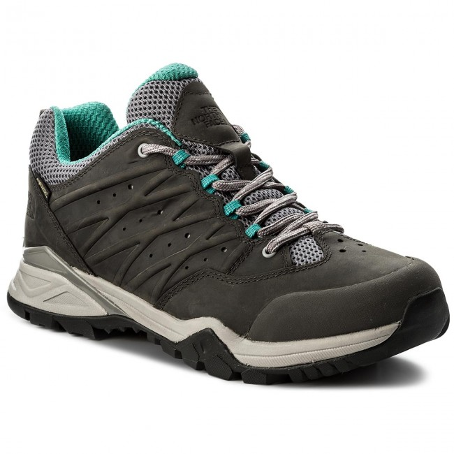 b4a047e34 Trekker Boots THE NORTH FACE - Hedgehog Hike II Gtx GORE-TEX T939IB4FZ  Q-Silver Grey/Porcelain Green