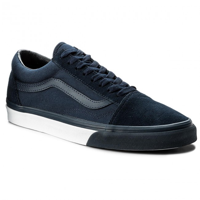 Plimsolls VANS - Old Skool VN0A38G1Q1I (Mono Bumper) Dress Blues
