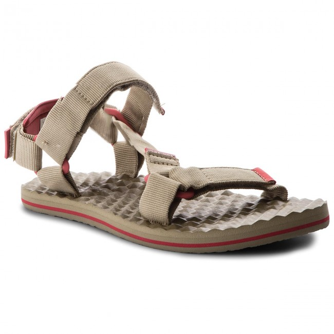 bed0fa95e Sandals THE NORTH FACE - Base Camp Switchback Sandal T92Y971XE Kelp  Tan/Sunbaked Red