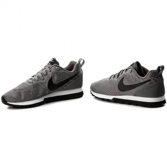 Shoes NIKE Md Runner 2 Eng Mesh 916774 003 GunsmokeBlack Vast Grey White