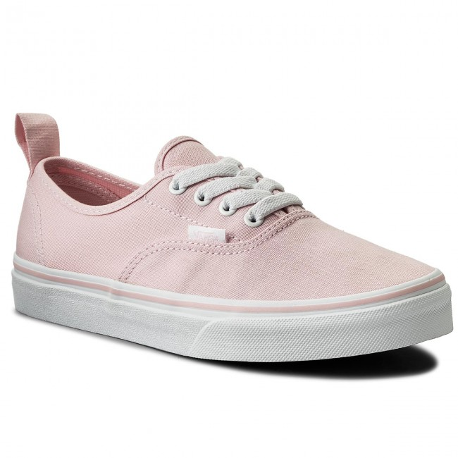 Plimsolls VANS Authentic Elastic VN0A38H4Q1C Chalk PinkTrue White