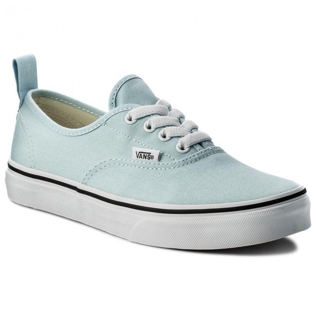 Plimsolls VANS - Authentic Elastic VN0A38H4Q6K Baby Blue/True White
