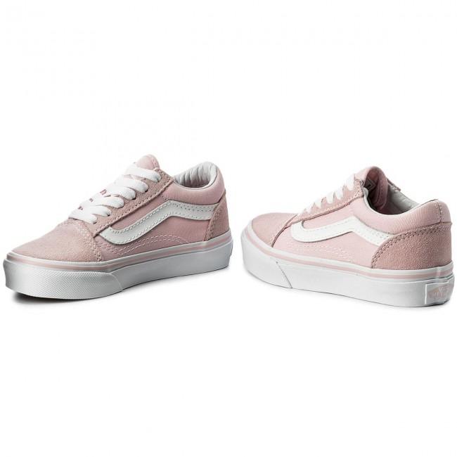 Plimsolls VANS Old Skool VN0A38HBQ7K (SuedeCanvas) Chalk Pink