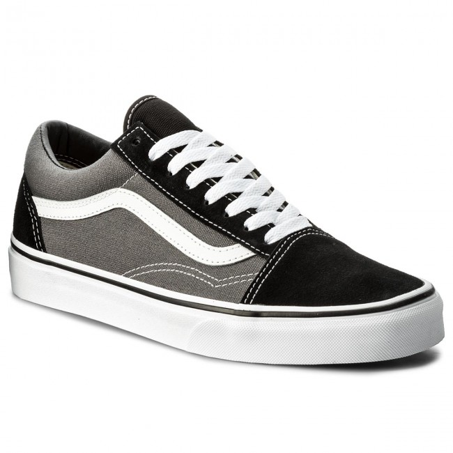 Plimsolls VANS - Old Skool VN000KW6HR0 Black/Pewter