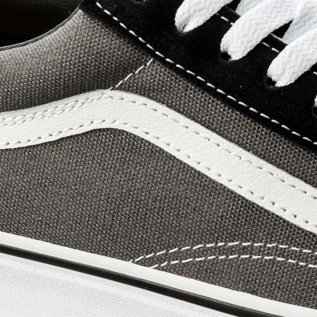 Plimsolls VANS Old Skool VN000KW6HR0 BlackPewter