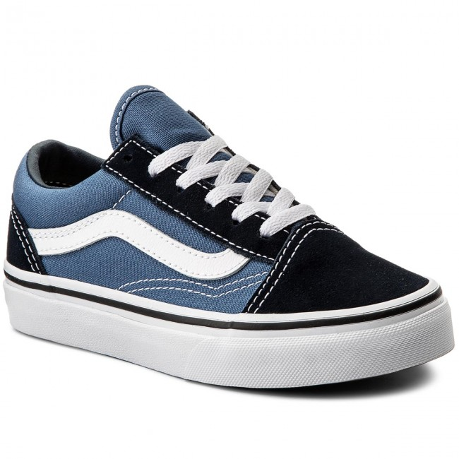 Plimsolls VANS - Old Skool VN000W9TNWD Navy/True White