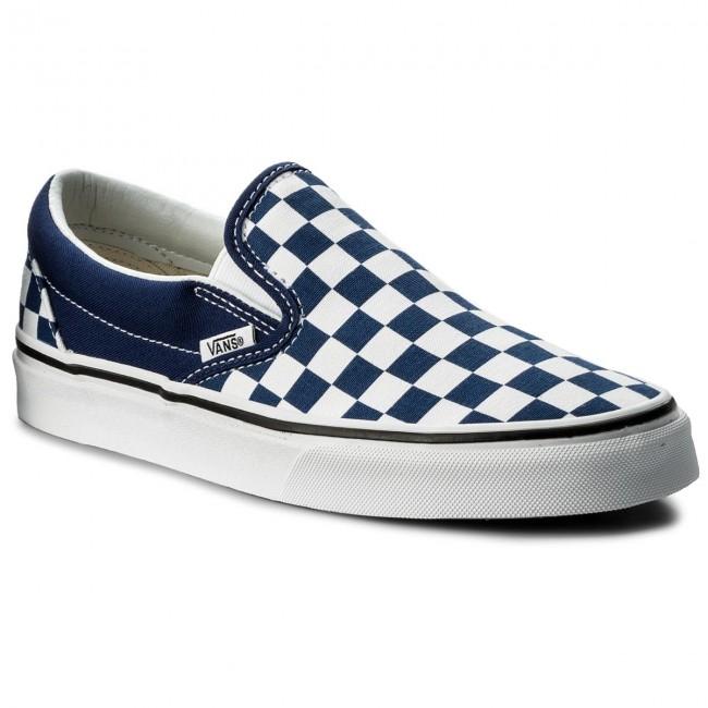 vans classic blu