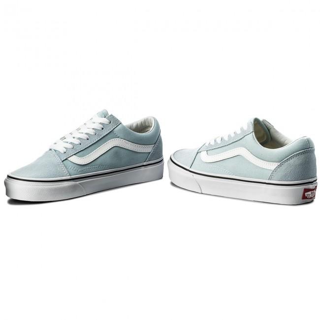 special sales utterly stylish get online Plimsolls VANS - Old Skool VN0A38G1Q6K Baby Blue/True White ...