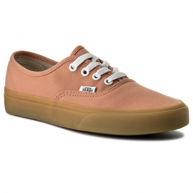 Vans Authentic Muted ClayGum Girl Shoes