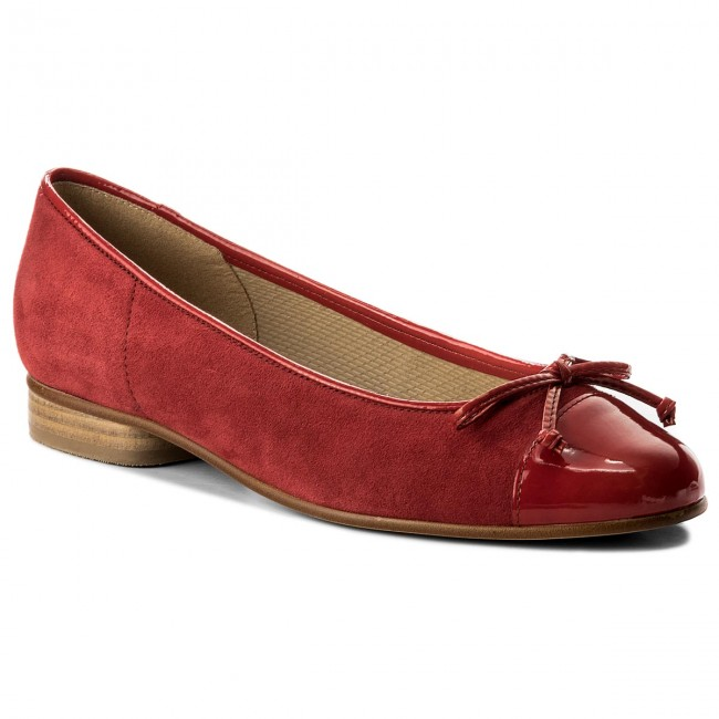 Flats GABOR - 85.102.10 Red