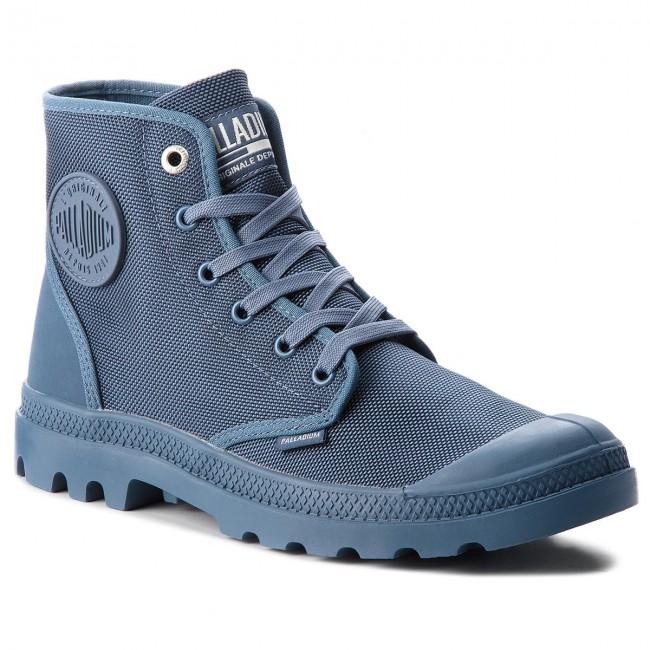 Hiking Boots PALLADIUM - Mono Chrome II 75330-404-M China Blue