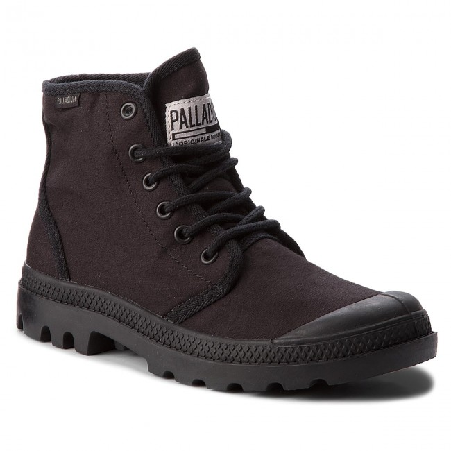 Hiking Boots PALLADIUM - Pampa Hi Orginale Tc 75554-092-M Black