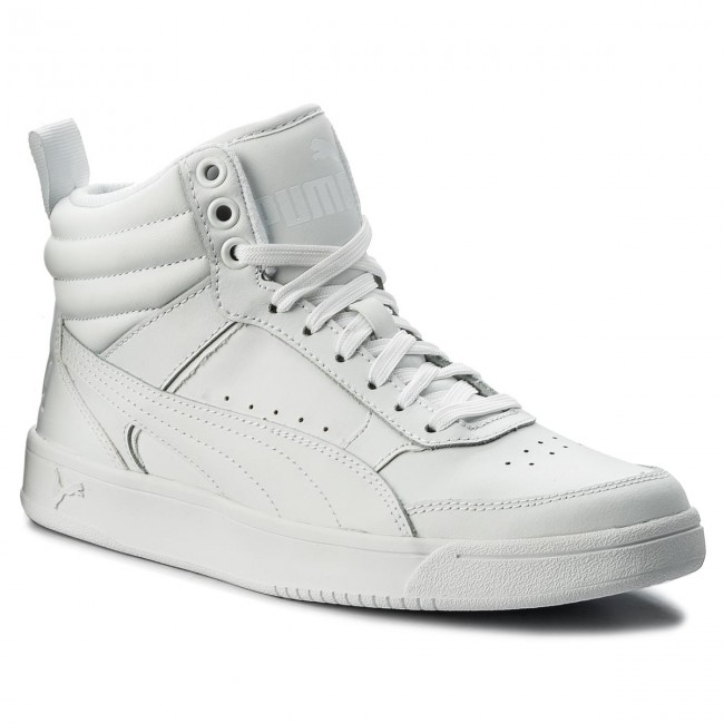 uk goedkope verkoop hoge kwaliteit Goede prijzen Sneakers PUMA - Rebound Street v2 L 363716 02 Puma White/Puma White