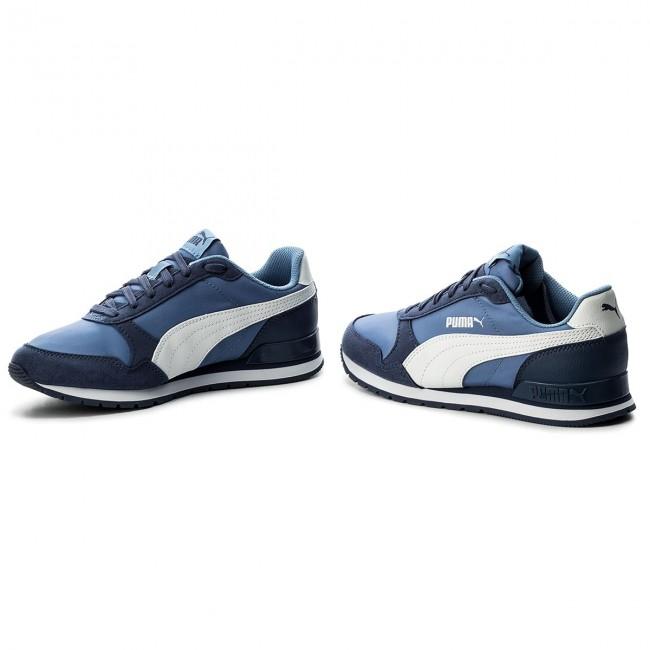 Sneakers PUMA St Runner V2 Nl Jr 365293 03 AllurePuma White