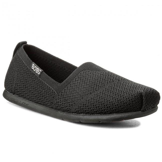 Shoes SKECHERS - BOBS Custom Builit 34459/BBK Black