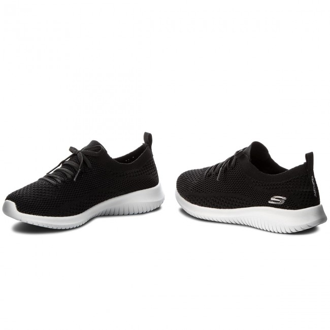 Sneakers SKECHERS Statements 12841BKW BlackWhite iTfUB