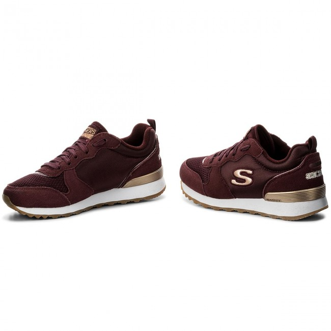 Sneakers SKECHERS - Goldn Gurl 111/BURG