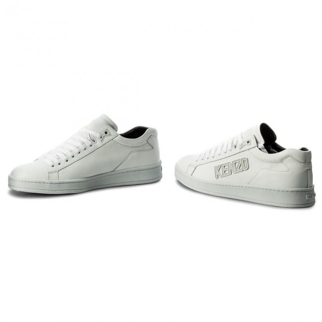 Men's shoes Sneakers KENZO F005SN127L50 Blanc 01 White
