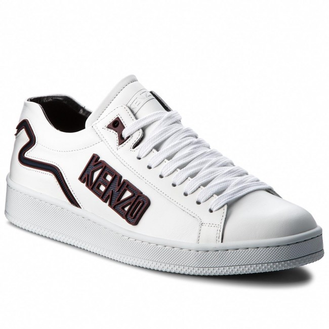 Sneakers KENZO - F855SN129L50 Bordeaux 23