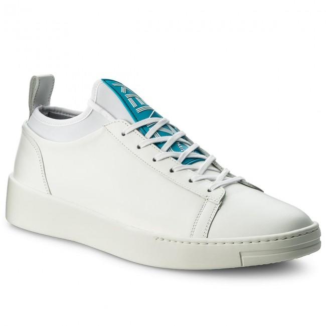 Sneakers KENZO - F855SN136L50 Blanc 01