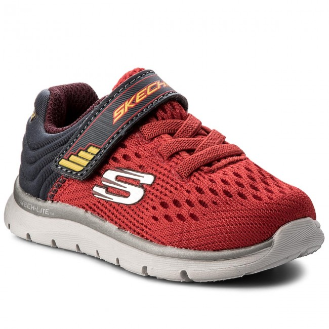 Sneakers SKECHERS - Micro Stepz 95054N/RDCC Red/Charcoal