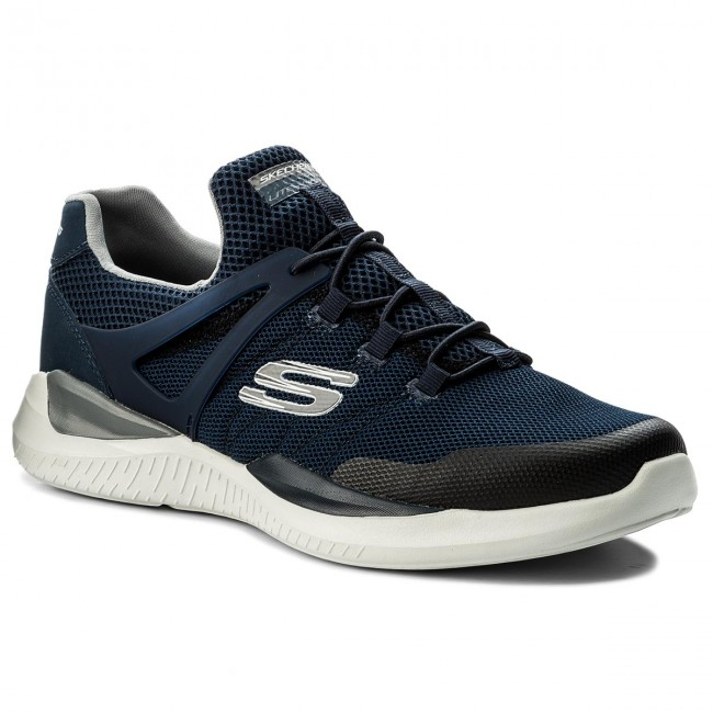 d72d050ee4 Shoes SKECHERS - Kingdon 52664/NVGY Navy/Gray - Fitness - Sports ...