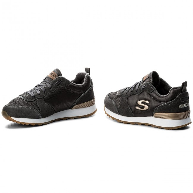 instructor Adivinar Sombra  Sneakers SKECHERS - Goldn Gurl 111/CCL Charcoal - Sneakers - Low shoes -  Women's shoes | efootwear.eu