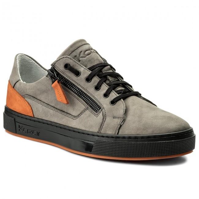 Sneakers KAZAR - Leo 26870-03-11 Grey