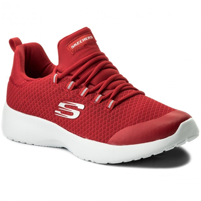 Shoes SKECHERS - Dynamight 81017L/RED Red