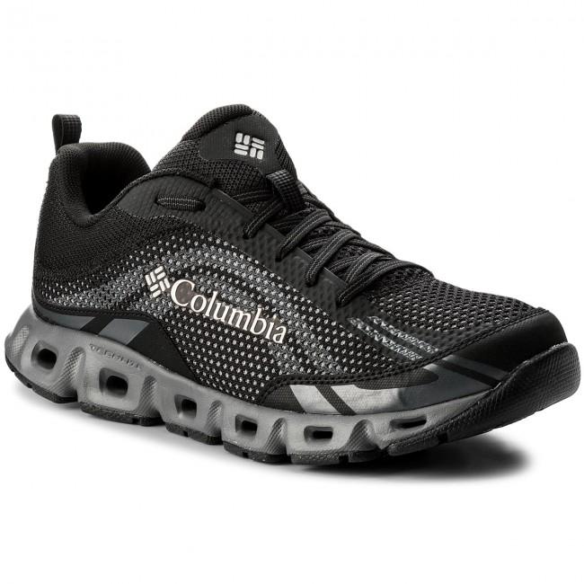 Trekker Boots COLUMBIA - Drainmaker IV BM4617 Black/Lux 010