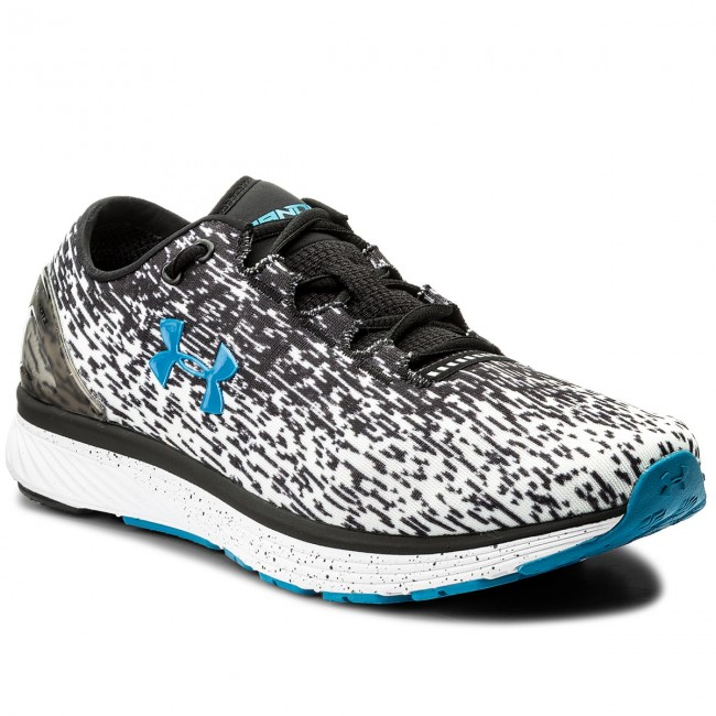 big sale 0b06e d3365 Shoes UNDER ARMOUR - Ua Charged Bandit 3 Ombre 3020119-002 Blk
