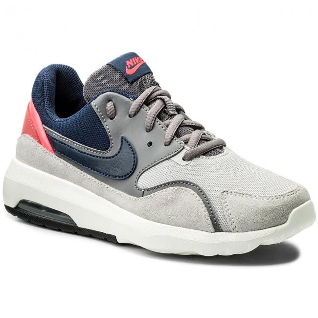 tienda de comestibles comprender Acurrucarse  Shoes NIKE - Air Max Nostalgic 916789 002 Vast Grey/Navy Gunsmoke -  Sneakers - Low shoes - Women's shoes | efootwear.eu