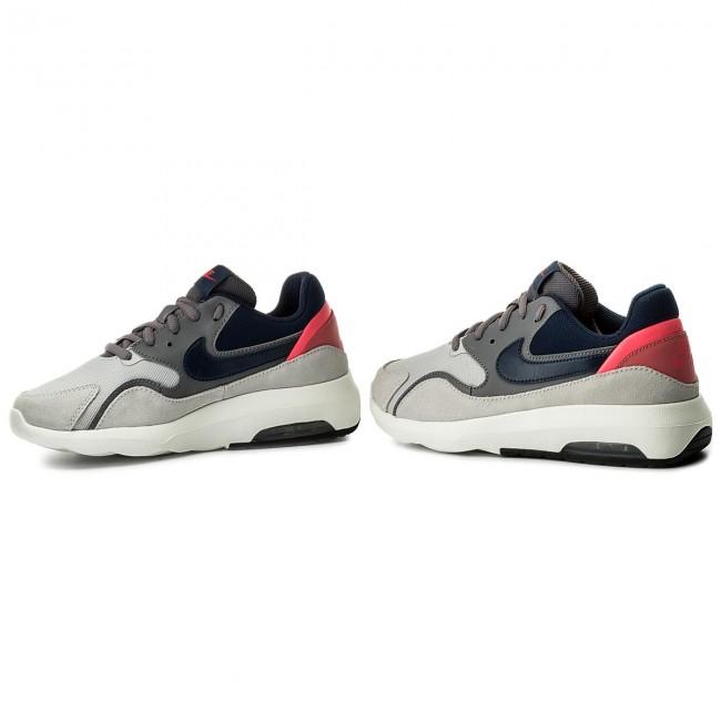 Shoes NIKE Air Max Nostalgic 916789 002 Vast GreyNavy Gunsmoke