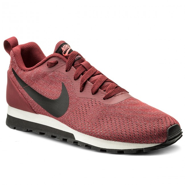 Shoes NIKE - Md Runner 2 Eng Mesh 916774 601 Team Red/Black/Hot Punch