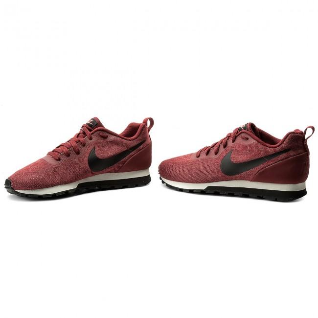 Shoes NIKE Md Runner 2 Eng Mesh 916774 601 Team RedBlackHot Punch
