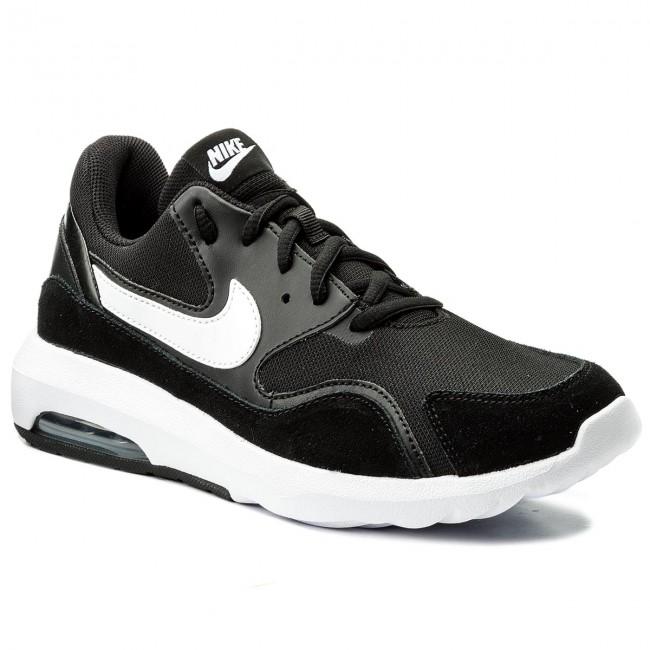 Shoes NIKE - Air Max Nostalgic 916781 002 Black/White
