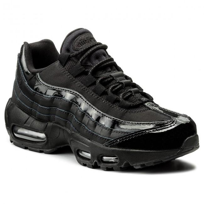 Shoes NIKE - Air Max 95 307960 010 Black/Black/Black