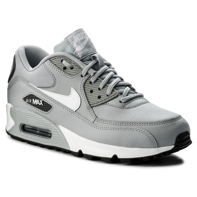 Shoes NIKE Wmns Air Max 90 325213 048 Wolf GreyWhite Dark Grey