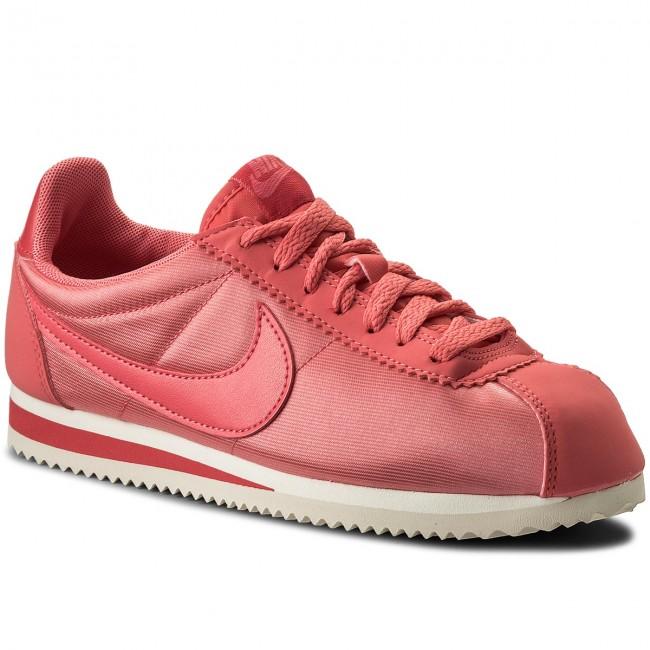 Shoes NIKE - Classic Cortez Nylon 749864 802 Sea Coral/Sea Coral