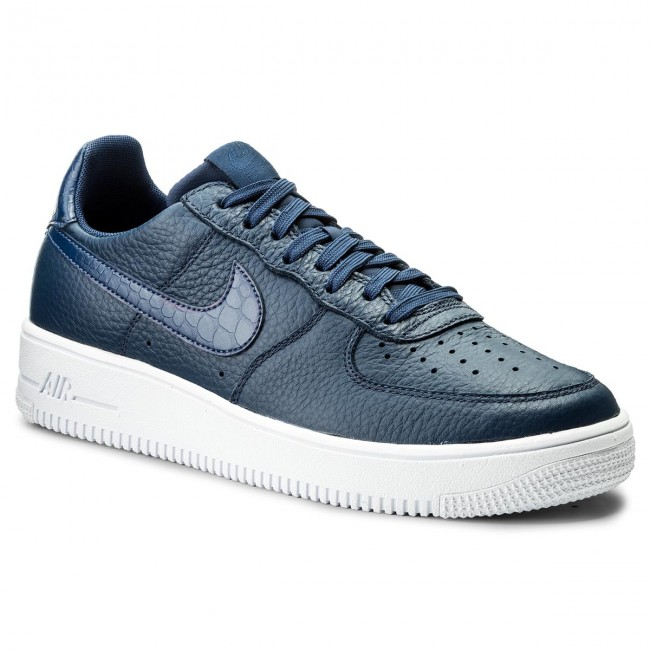 Shoes NIKE - Air Force 1 Ultraforce 818735 404 Navy/Navy/White
