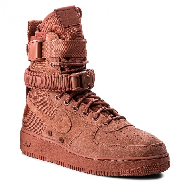Shoes NIKE - Sf Af1 864024 204 Dusty Peach/Dusty Peach