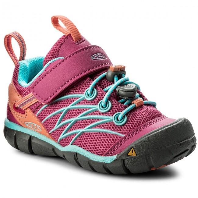 Shoes KEEN - Chandler Cnx 1014447  Very Berry/Capri