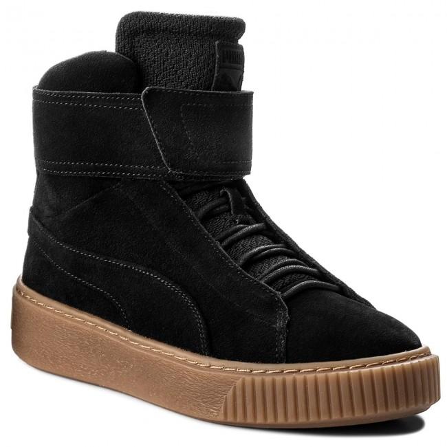 Sneakers PUMA - Platform Mid Ow 364588 03 Puma Black/Puma Black
