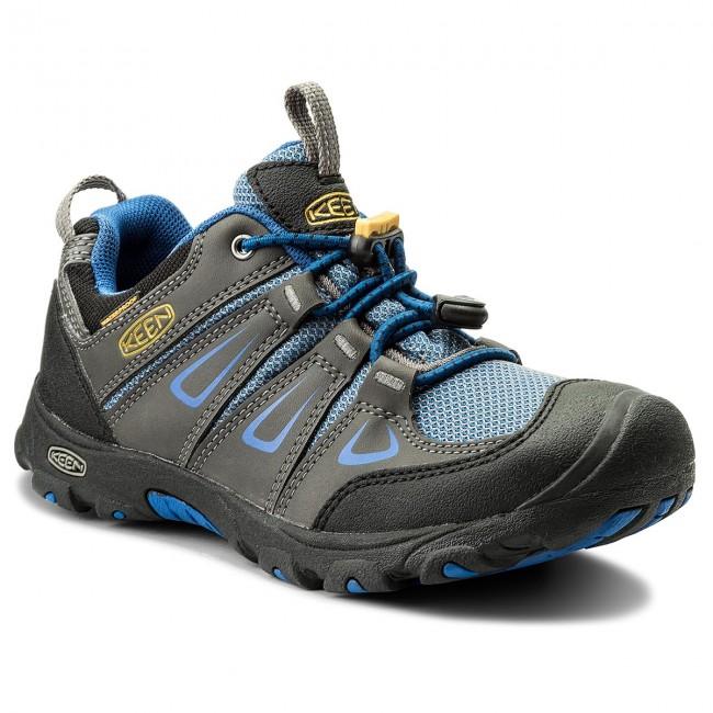 Shoes KEEN - Oakridge Low Wp 1015186 Magnet/True Blue