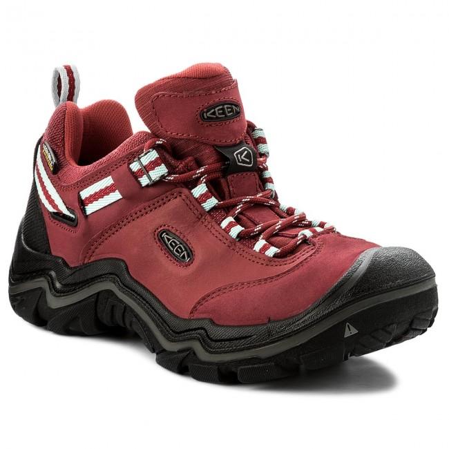 Trekker Boots KEEN - Wanderer Wp 1015588 Chili Pepper/Gargoyle